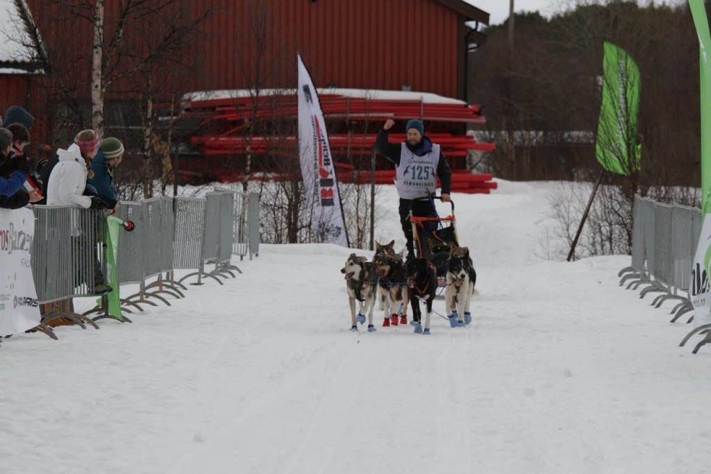 Lasse Austgarden - Foto. Femundløpet