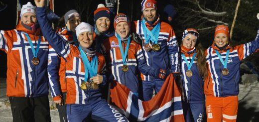 2017 Norges VM tropp Canada 300117